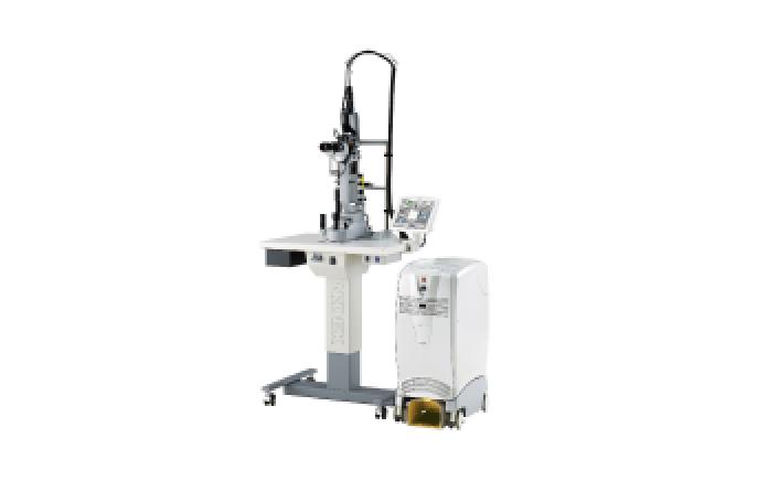 YAGレーザー装置 NIDEK社 YC-1800