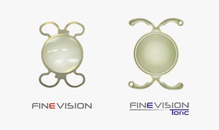 3重焦点レンズ FINE VISIONについて