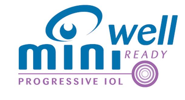最先端の焦点深度拡張型(EDOF)レンズ miniwell READY®について