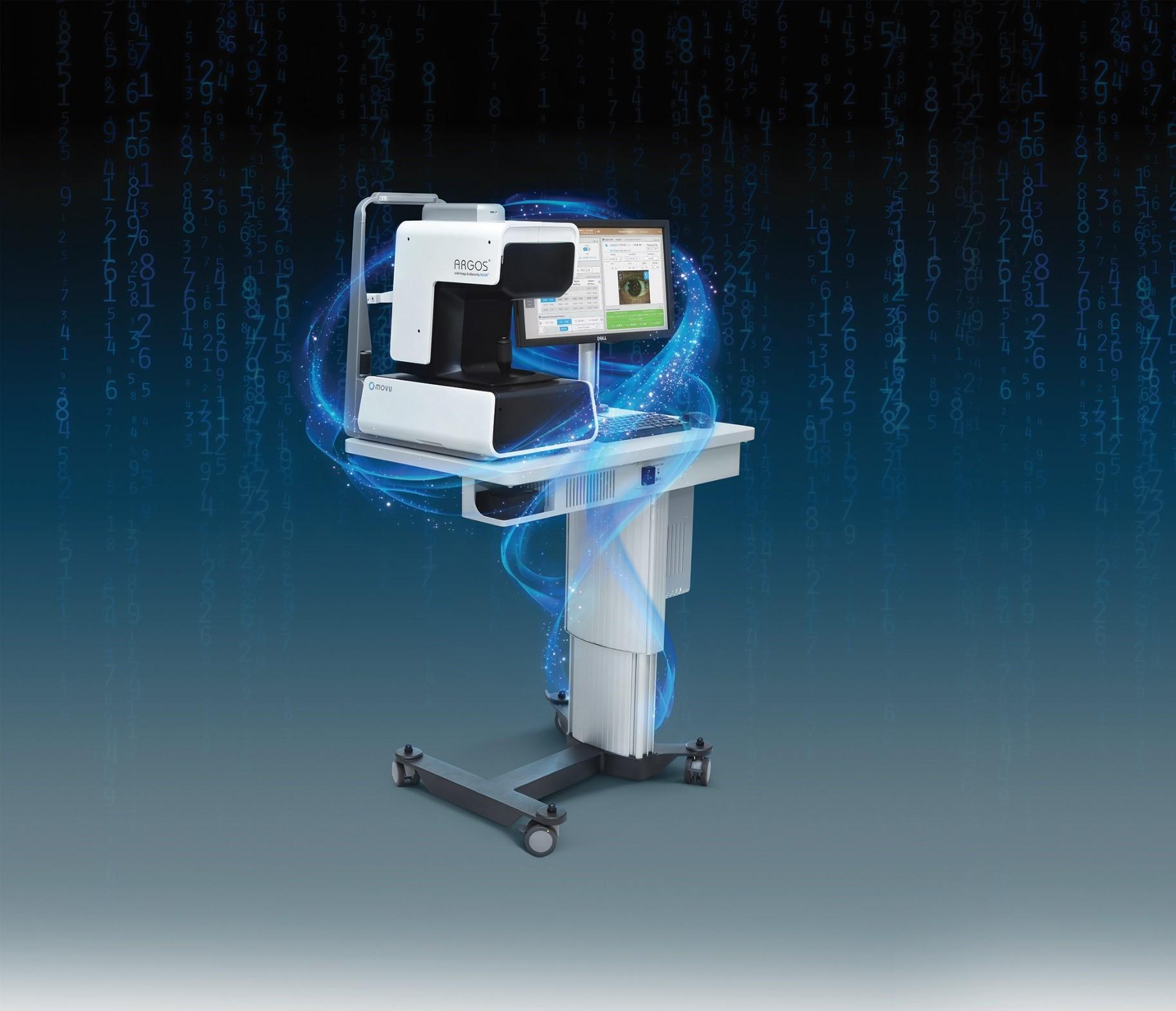 香川県初導入!最新式の白内障検査機器ARGOSを導入しました。